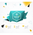 Geometry Abstract Background vector image
