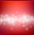 abstract red color tone vector image