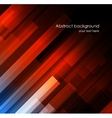 Abstract lined background vector image