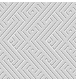 background with seamless islamic style vector image vector image