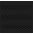 a black perforated metal vector image