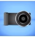Digital photocamera vector image