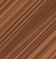 Brown Background with Stripes vector image