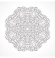 Mandala Ethnic decorative elements Indian Islam vector image