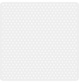 Perforation on a light background vector image