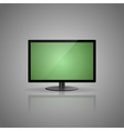 Green Display vector image