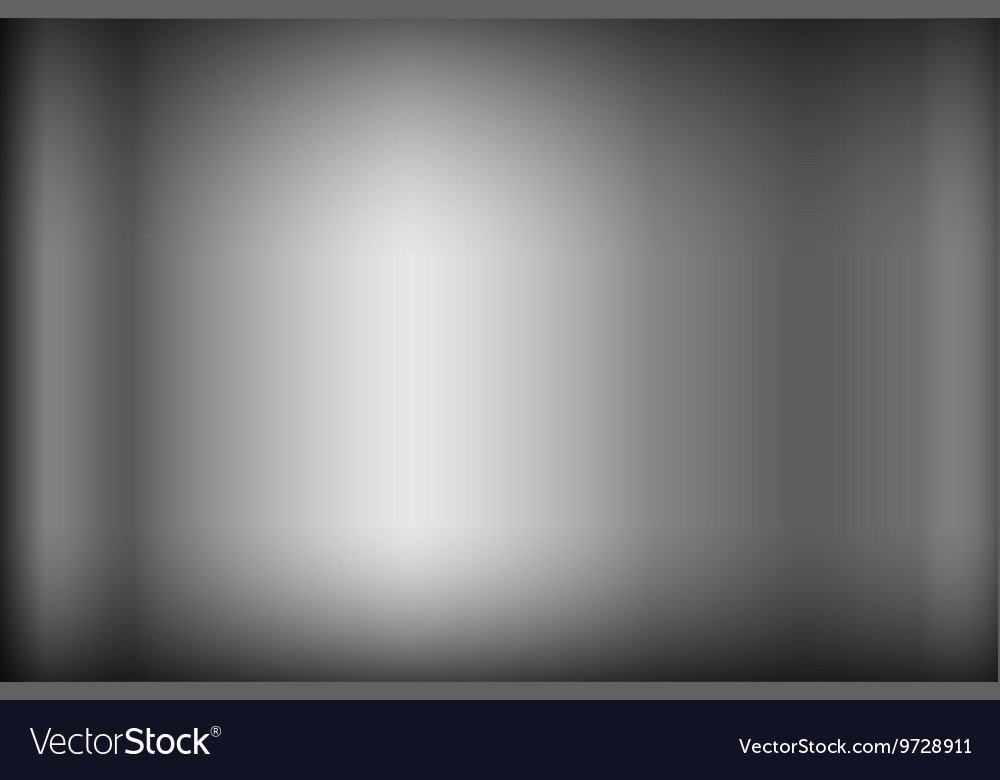 Dark chrome black and grey background texture vector