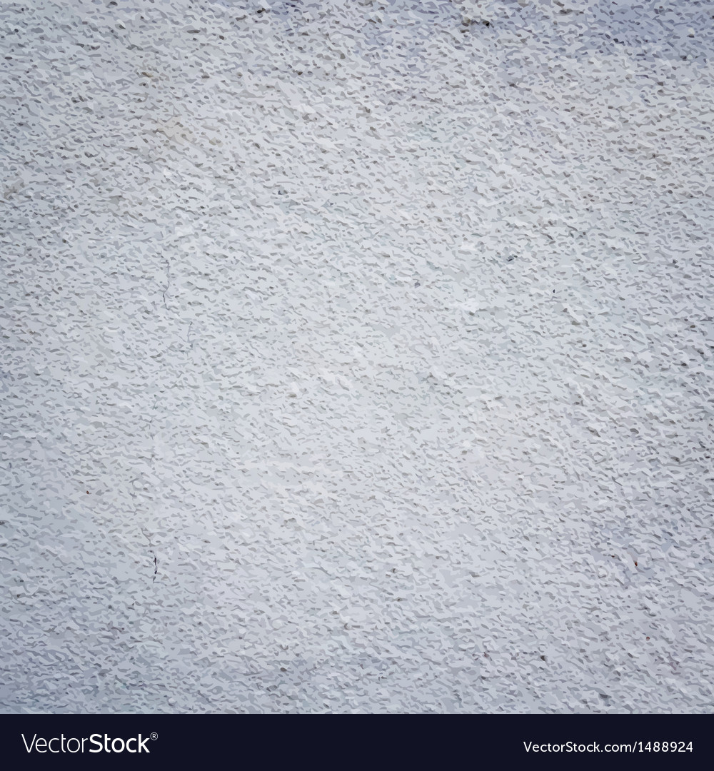 Stucco wall texture background vector