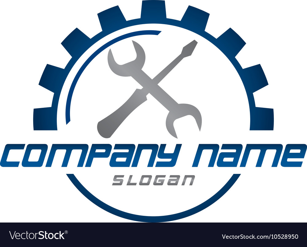 Tools logo vector