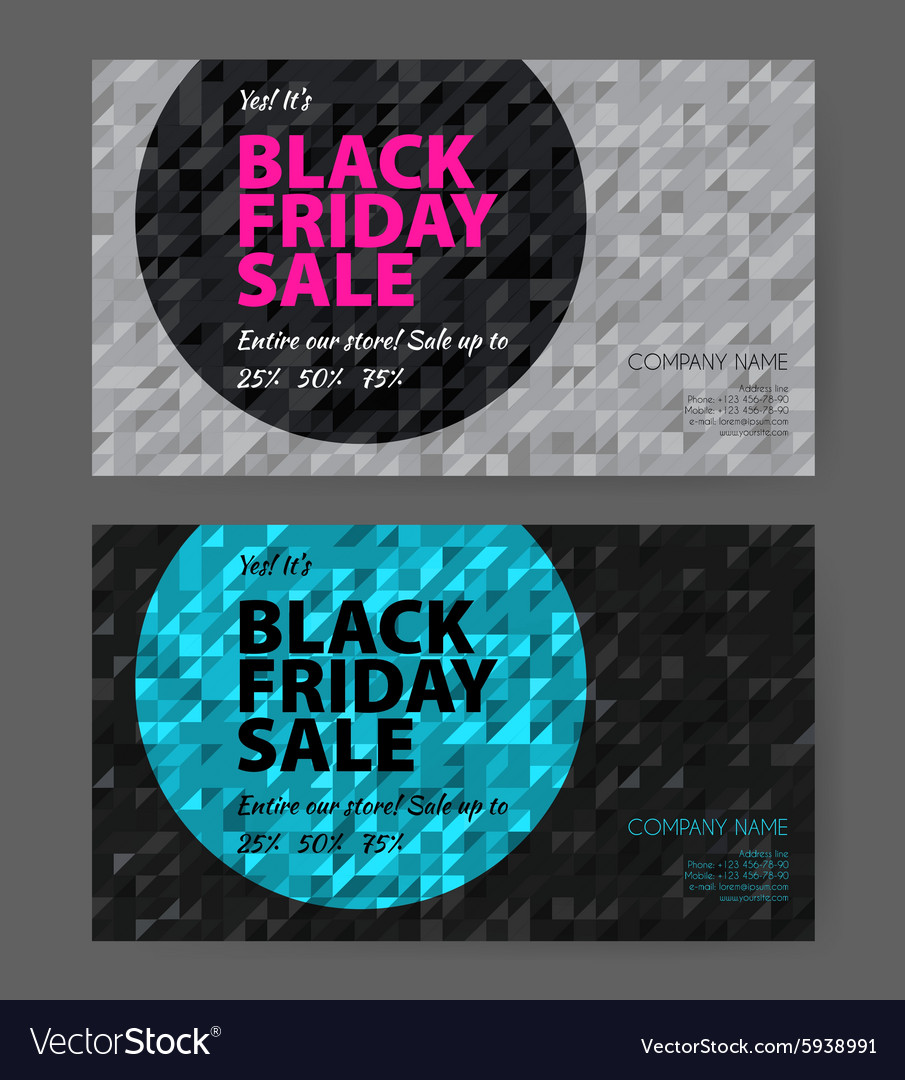 Big sale flyers template vector