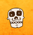 Day of the Dead Cartoon vector image