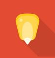corn seed icon vector image