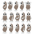 Funny beans vector image