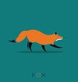 Fox 12 12 15 vector image
