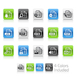 Document Icons 1 Clean Series vector image
