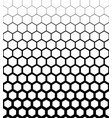 abstract geometric design halftone seamless vector image
