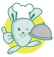 Chef Rabbit vector image