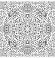 Gorgeous full frame geometric design background vector image