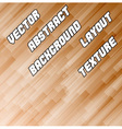 Orange Diagonal Background vector image
