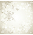 winter soft background2 vector image vector image
