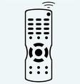 Remote control vector image vector image