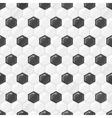 Seamless Football Texture vector image