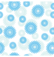 light blue texture with round elements vector image vector image