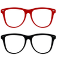 sunglasses frames vector image