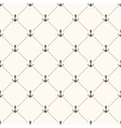 seamless retro pattern polka dot with anchors vector image