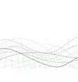 modern background - lined vector image