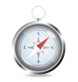 Compass with currency sign for concept vector image