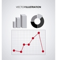 Infographic design vector image