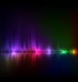 abstract equalizer background colorful wave vector image