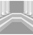 Greek Pillars vector image