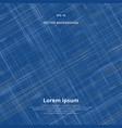 seamless geometric denim jeans pattern vector image