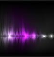 abstract equalizer background violet wave vector image