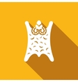 Golden Fleece icon vector image