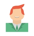people businessman icon image vector image