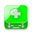 Firstaid kit vector image