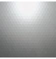 Shiny grey background vector image