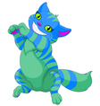 Cheshire Cat vector image vector image