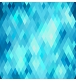Seamless abstract geometric pattern with rhombus vector image