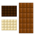 Chocolate bar set