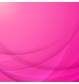 Abstract pink business background vector image