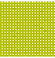 wicker seamless pattern yellow and green vector image