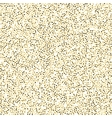 Abstract gold background seamless pattern vector image