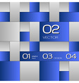 Blue Layout vector image
