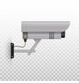 outdoor video camera outdoor cctv camera videcam vector image