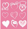 Heart suite vector image