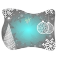 Christmas soft design vector image
